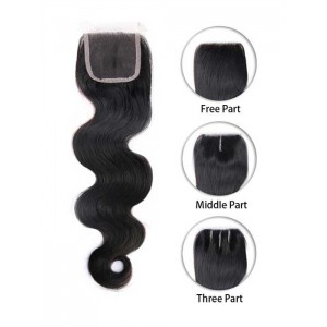 Indian Body Wave Lace Top Closure