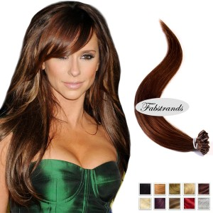 Bronzed Brown Fusion Extensions