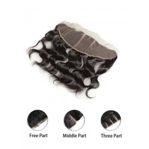 Malaysian Body Wave Lace Frontal