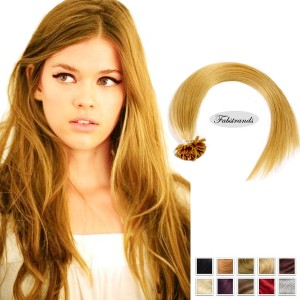 Strawberry Blonde Fusion Extensions