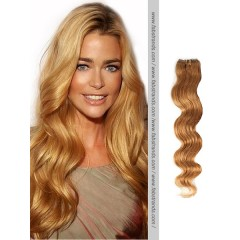 Golden Brown Body Wave Remy Hair Weaves