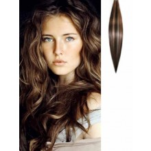 Light Blonde Highlights Hair Clip in Extensions