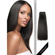 Black Straight Remy Hair Weaves